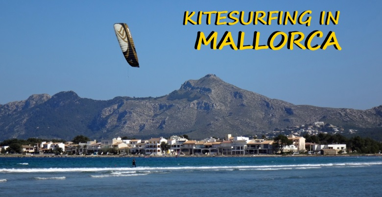 surfing in mallorca