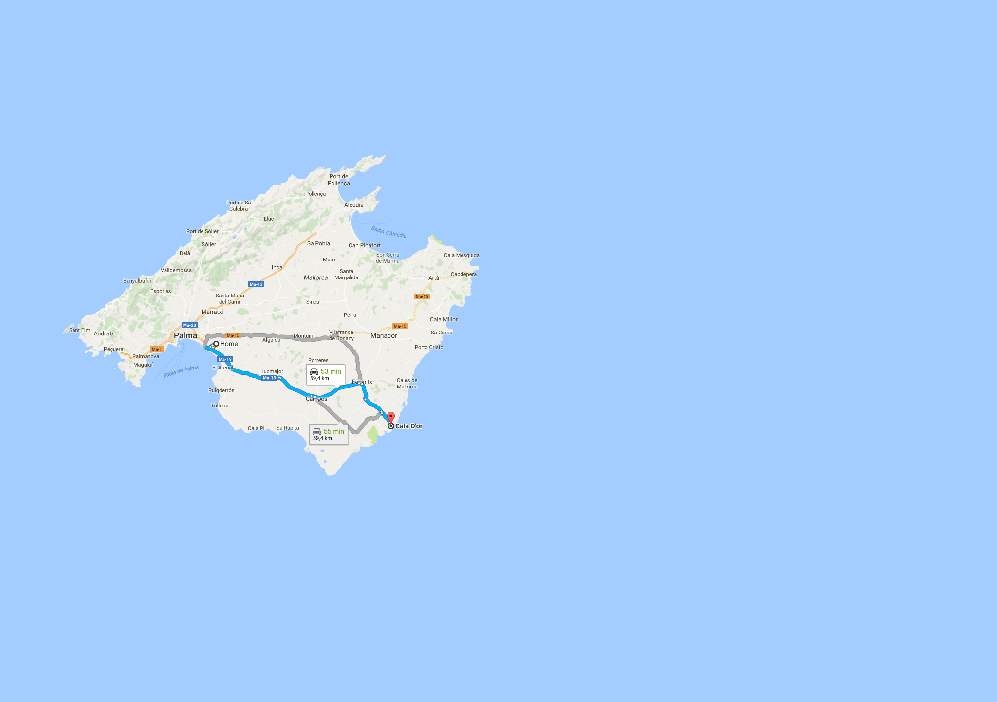 Taxi Transfers To Cala D Or Compare Prices And Book Now