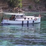 Boat charter in Mallorca holiday rent Llaut boat