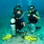teaching to dive mallorca