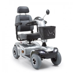 Large scooter hire mallorca disabled access