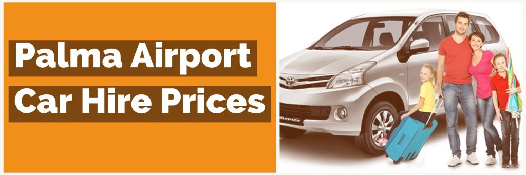 Palma Airport Car Hire Prices